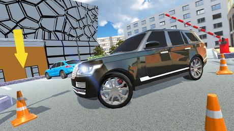 Télécharger Gratuit Luxury SUV Car Parking APK MOD (Astuce) 2
