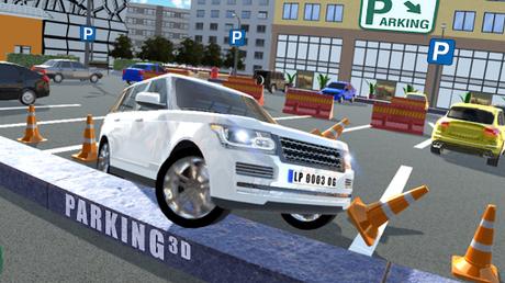 Télécharger Gratuit Luxury SUV Car Parking APK MOD (Astuce) 1