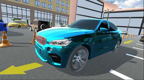 Télécharger Gratuit Luxury SUV Car Parking APK MOD (Astuce) 4