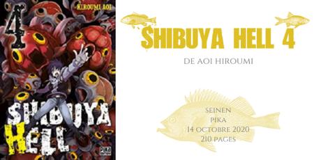 Shibuya hell #4 • Aoi Hiroumi