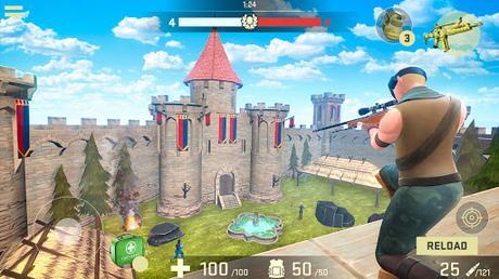 Télécharger Gratuit Combat Assault: SHOOTER APK MOD (Astuce) 3