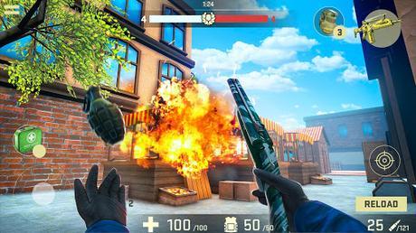 Télécharger Gratuit Combat Assault: SHOOTER APK MOD (Astuce) 2