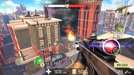 Télécharger Gratuit Combat Assault: SHOOTER APK MOD (Astuce) 5