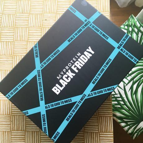 BLACK FRIDAY : La Box Black Friday Myprotein est arrivée !