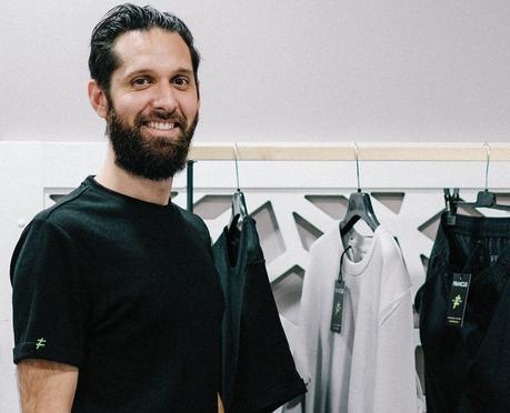 Franck Fernier, créateur de la marque FRANCUS