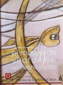 Le musée d'art contemporain de Vilafamés ( proche de Valence ) Espagne.