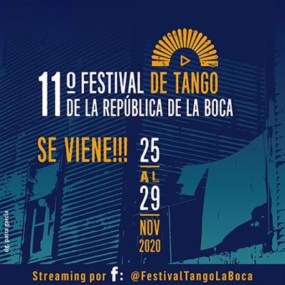 Fidèle au poste: le festival de Tango de La Boca [à l'affiche]