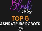 Aspirateurs Robots manquer pour BlackFriday