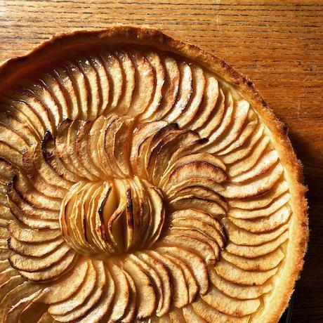 tarte aux pommes zéro déchets