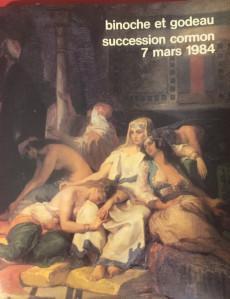 Fernand CORMON (1845-1924) un artiste et aussi un atelier fort connu.
