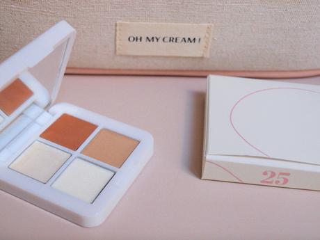 Vanity de l'avent Oh My Cream 2020 (Spoiler)