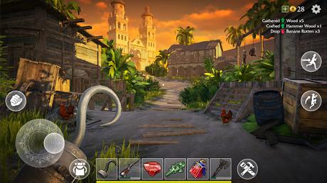 Code Triche Last Pirate: Survival Island - Jeux de Survie APK MOD (Astuce) screenshots 4