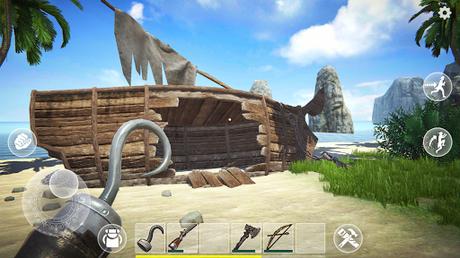 Code Triche Last Pirate: Survival Island - Jeux de Survie APK MOD (Astuce) screenshots 1