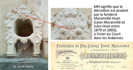 Les décrottoirs de Reims