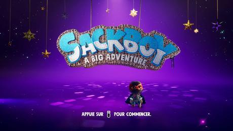 Test de Sackboy : A Big Adventure sur PS5