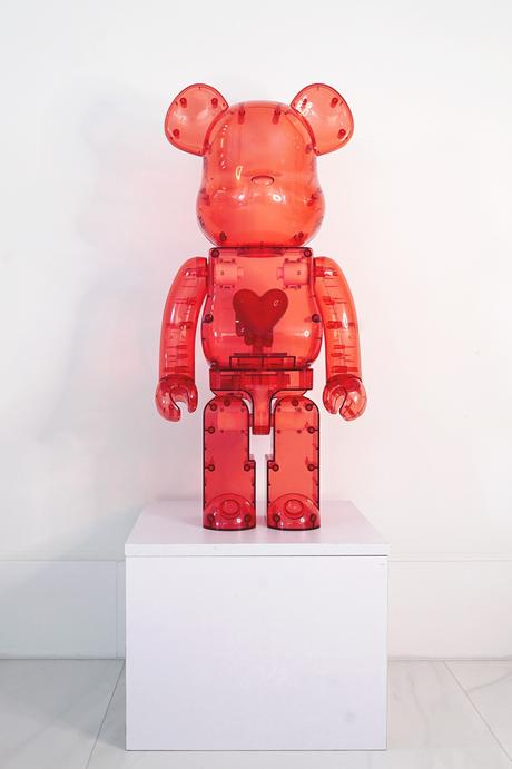 Emotionally Unavailable drop son second Bearbrick