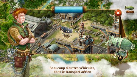 Télécharger Transport Empire: Steam Tycoon APK MOD (Astuce) 4