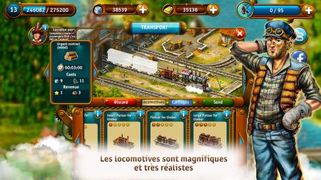 Télécharger Transport Empire: Steam Tycoon APK MOD (Astuce) 3