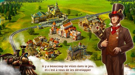 Télécharger Transport Empire: Steam Tycoon APK MOD (Astuce) 2