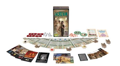 Test de 7 Wonders Duel : Agora