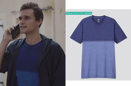 ICI TOUT COMMENCE : le t-shirt bleu de Louis dans l'épisode 18