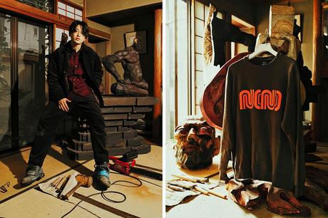 NUMBER (N)INE – F/W 2020 COLLECTION LOOKBOOK