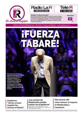 En Uruguay, inquiétude pour Tabaré Vázquez [Actu]