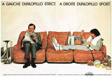 1979 Les Fauteuils canapes sieges Dunlopillo A2