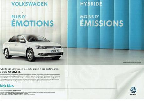 2012, Volkswagen