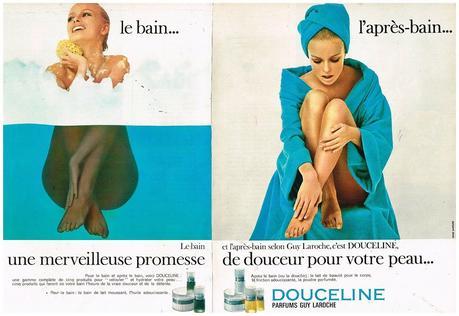 1968, Douceline Guy Laroche