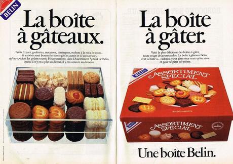 1984 Biscuits Belin