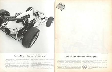 1965 VOLKSWAGEN BEETLE et Indy Racer
