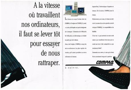 1990 Les Ordinateurs Compaq A2