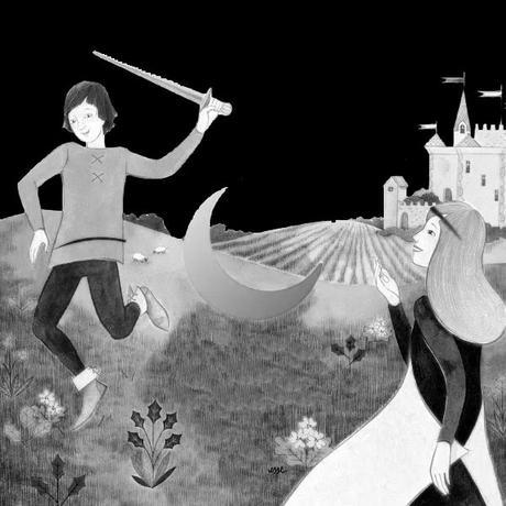 Le début de la Quête de Lancelot de Fléchigné -1-