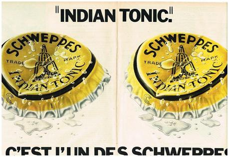 1974 Schweppes Indian Tonic