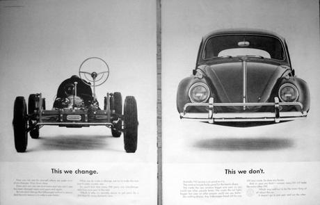 1963 Volkswagen This we change this we don't