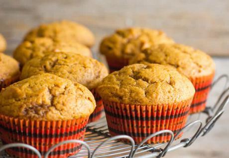 Muffins de potimarron