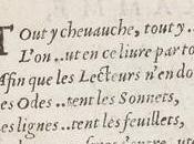 mots choseEn ouverture Parnasse satyrique (1...