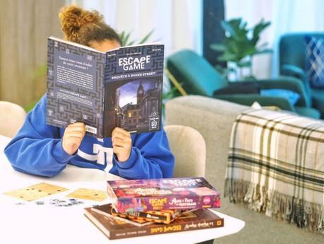 Escape Game à la maison, les meilleurs livres pour en organiser