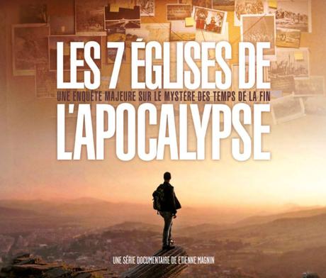 DVD : Les 7 Eglises de l'Apocalypse
