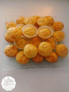 Recette de mini cakes au saumon