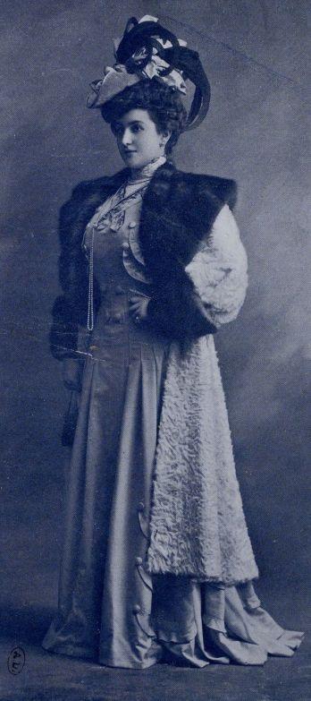 La zibeline d'Isabelle Blanche