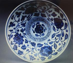 A propos de céramiques Chinoises – la céramique Ming