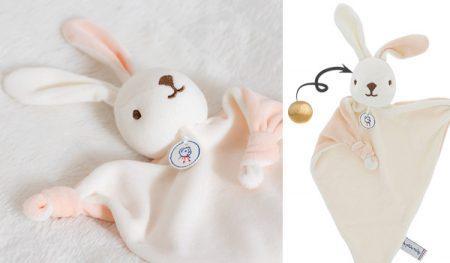Doudou bébé cadeau de naissance
