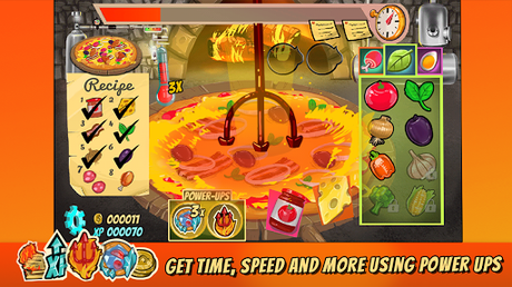 Code Triche Pizza Mania: Cheese Moon Chase APK MOD (Astuce) 3