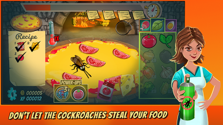 Code Triche Pizza Mania: Cheese Moon Chase APK MOD (Astuce) 5