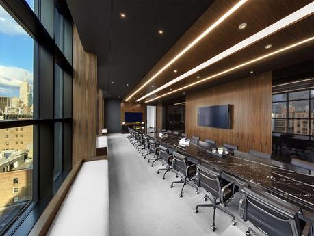 Jay-Z dévoile l'intérieur des bureaux new-yorkais de Roc Nation