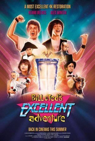[Critique] L'EXCELLENTE AVENTURE DE BILL ET TED