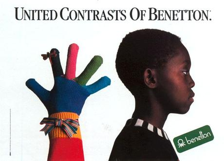 1985 Unitd contrasts of Benetton A2