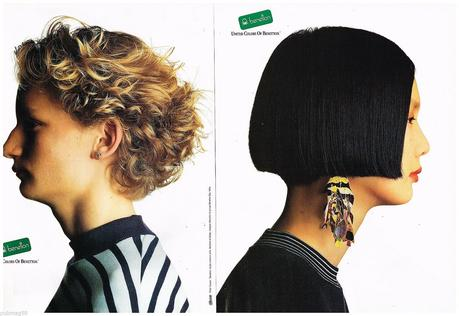 1989 United colors of Benetton A2